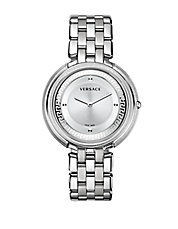 Ladies Thea Watch with Chain Link Strap