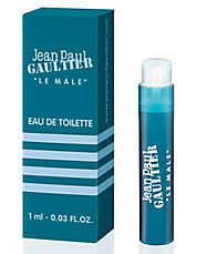 Jean Paul Gaultier Le Male Roll-On Fragrance Sample-0.03 oz.