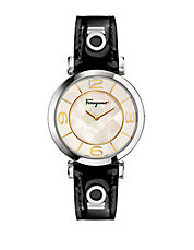 Ladies Swiss Gancino Deco Watch