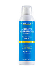 Activated Sun Protector Spray Lotion for Body SPF 50