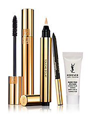 Four-Piece Radiant Eye Mascara and Corrector Collection