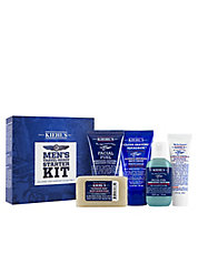 Five-Piece Mens Skin Essentials Starter Kit