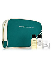 Receive a free 4-piece bonus gift with your $75 Philosophy purchase