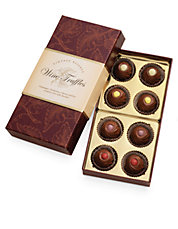 8 Count Wine Infused Truffle Collection