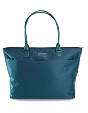 City Nylon Twill Tote