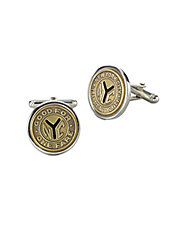 New York City Subway Token Cufflinks