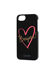 Bonjour Heart iPhone 5S Case
