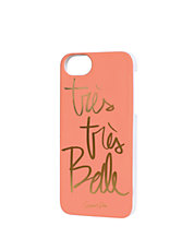 Tres Tres Belle iPhone 5S Case