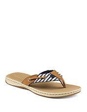 Seafish Liberty Leather Thong Sandals