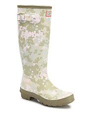 coach rain boots outlet xm56  Original Flectarn Camo Tall Rubber Rain Boots