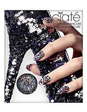 SEQUINNED MANICURE - HARLEQUIN