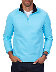 Active Quarter-Zip Fleece