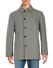 Wool Coats for Men: Long Designer Spring Winter &amp More | Lord