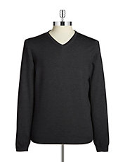 Slim Fit Extrafine Merino Wool Sweater