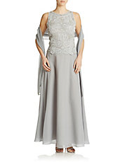 Petite Formal Dresses Evening Gowns &amp More  Lord &amp Taylor