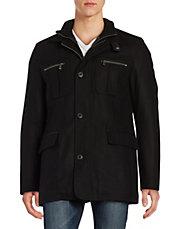 Wool Coats for Men: Long Designer Spring Winter & More | Lord