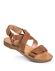 Adora Leather Strappy Sandals