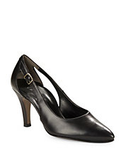 Contessa Leather Pumps