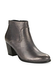 Dexter Leather Ankle Boots