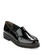 Ariana Patent Leather Loafers