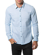 Stars and Sons Dot Print Sportshirt