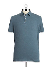 Ultimate Contrast-Trimmed Polo Shirt