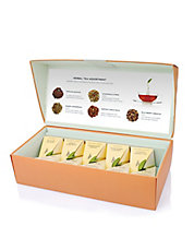 10-Piece Assorted Herbal Tea Petite Box Set