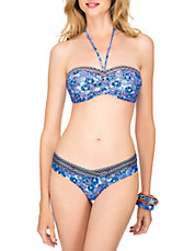 Romance Swim Bandeau Top