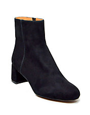 Louisa Suede Ankle Boots