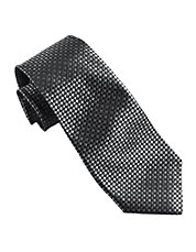Silk Micro Diamond Print Tie
