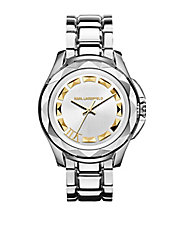 Unisex Karl 7 Stainless Steel Bracelet Watch