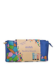 Receive a free 4-piece bonus gift with your $45 Ahava purchase