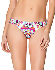 Abstract Print Swim Hipster