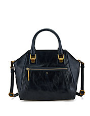 Faro Leather City Satchel