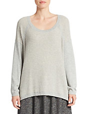 Organic Cotton and Cashmere Sweater