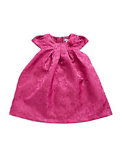 Baby Girls Butterfly Trapese Dress