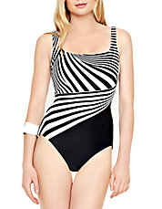 Illusion One Piece Swimsuit