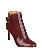Palafox Leather Ankle Boots