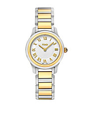 Ladies' Small Classico Two-Tone Watch