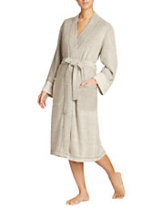 Open Front Robe