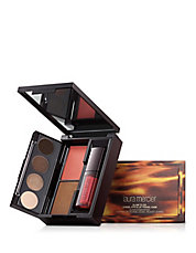 Glam to Go Cheek, Eye, & Lip Travel Case Eye Colour ($85 Value)