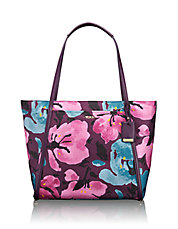 Patterned Voyager Q-Tote