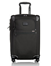 Alpha International Expandable 4-Wheel Carry-On