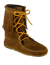 Tramper Moccasin Ankle Boots