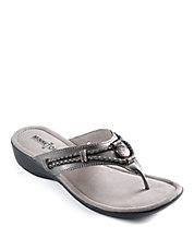 Silverthorne Thong Sandals