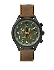 Mens Intelligent Fly Back Chronograph Watch