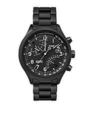 IQ Classic Fly-Back Chronograph Watch