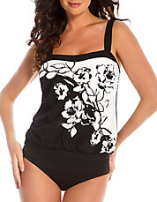 Sub Rosa Breezy Tankini Swim Top