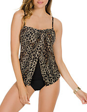 Purr-Fection Jubilee Tankini Top