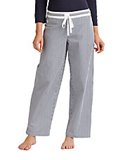 Heritage Striped Cotton Sleep Pants